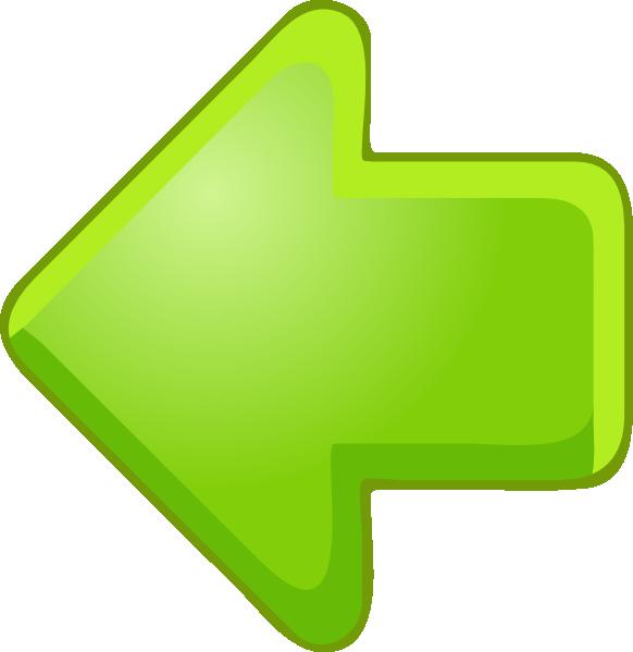 Left arrow clipart clipart library download Left Arrow Green Clip Art at Clker.com - vector clip art online ... clipart library download