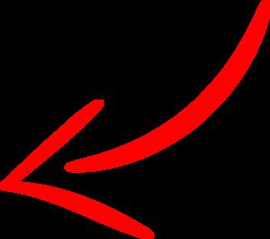 Left arrow free clipart