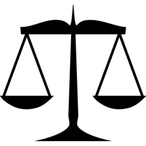 Legal tools clipart svg