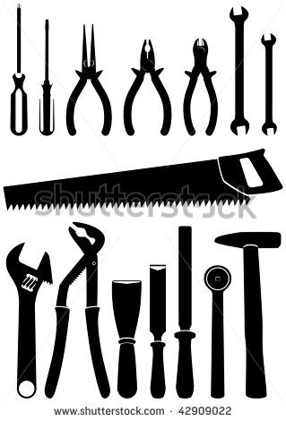 Legal tools clipart svg banner transparent 17 Best images about * Tool Silhouettes, Vectors, Clipart, Svg ... banner transparent