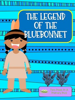 Legend of bluebonnet she who is alone clipart graphic stock The Legend of the Bluebonnet (Lupine) Comprehension Questions and Activities graphic stock