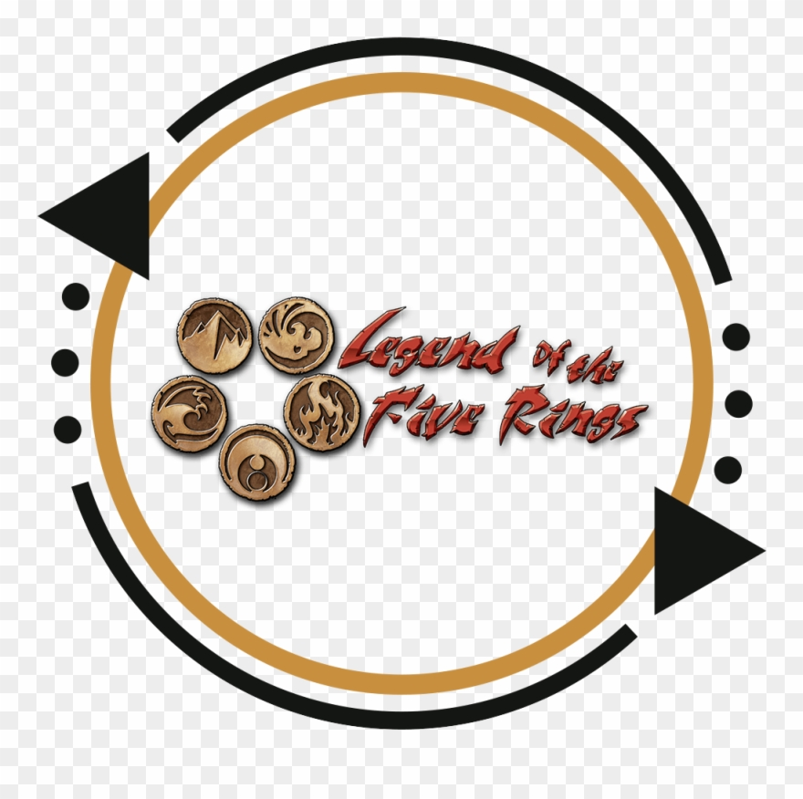 Legend of the five rings clipart png royalty free Legend Of The Five Rings Clipart - Clipart Png Download (#2535755 ... png royalty free