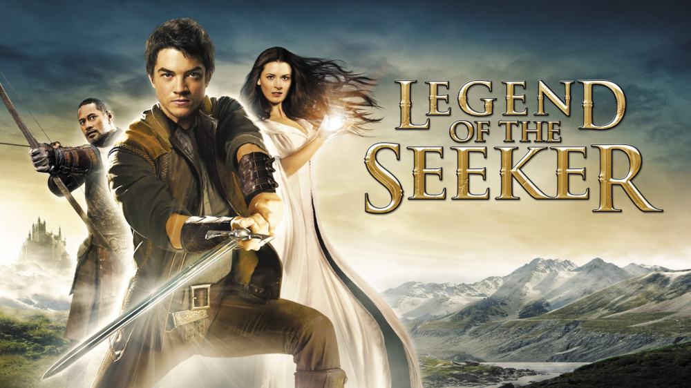 Legend of the seeker clipart svg library stock Legend of the Seeker | TV fanart | fanart.tv svg library stock