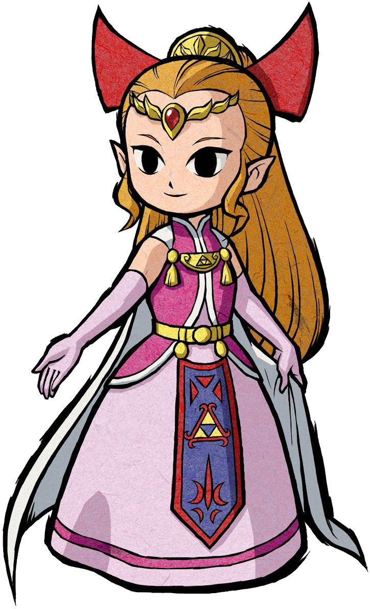 The name i go by zelda you clipart