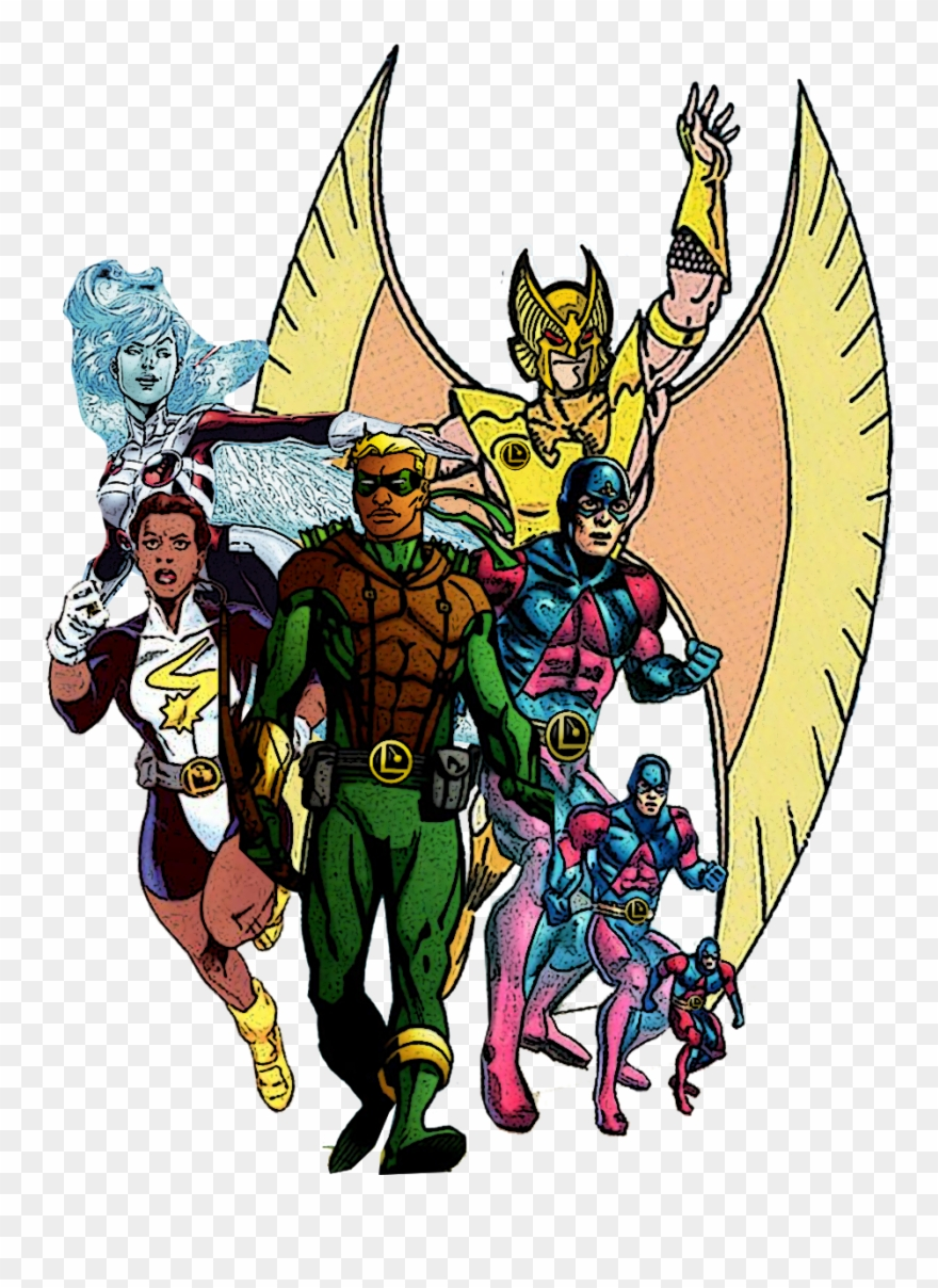 Legends of tomorrow clipart jpg freeuse Legends Of Tomorrow \