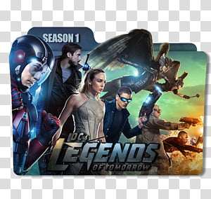 Legends of tomorrow clipart image transparent library Dc Legends Of Tomorrow Serie Folders, DC\'s Legends of Tomorrow ... image transparent library