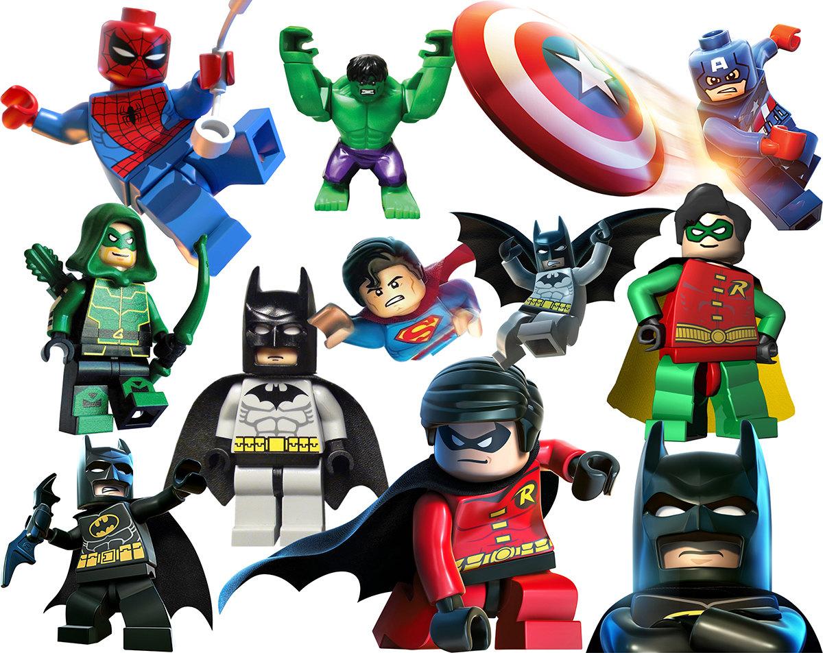 Lego avengers clipart jpg royalty free Lego superheroes clipart - ClipartFest jpg royalty free