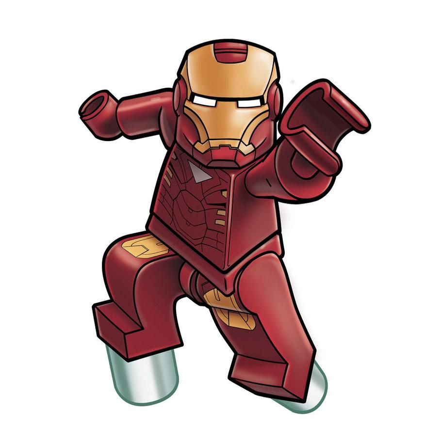Lego avengers clipart banner free stock Iron man lego clipart - ClipartFest banner free stock