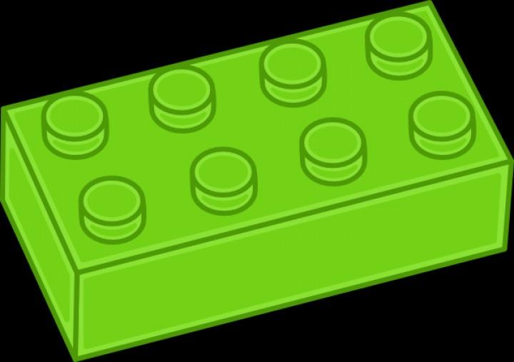 Lego block clipart green transparent Hd Clipart Green Lego Brick Illustration | ClipArTidy transparent