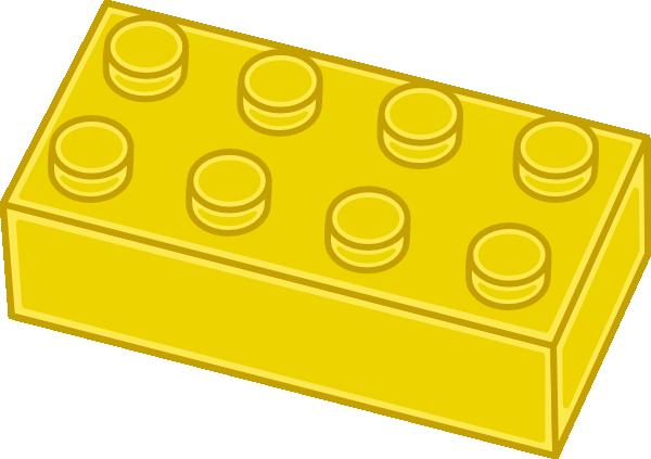 Lego block clipart green clipart transparent download Yellow Lego Brick Clip Art at Clker.com - vector clip art online ... clipart transparent download
