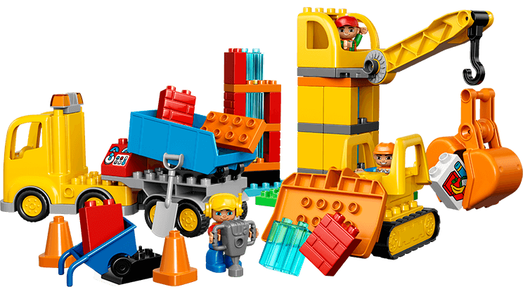 Lego building blocks clipart svg free library Big Construction Site - 10813 - LEGO® DUPLO® - Products and Sets ... svg free library