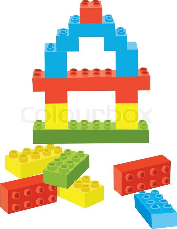 Lego building blocks clipart clip library stock Lego building blocks clipart - ClipartFest clip library stock