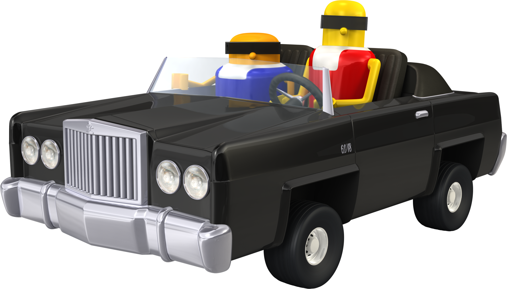 Lego car clipart clipart library download Image - Bonanza Bros. in the Get-a-Way Wagon.png | Life of Heroes RP ... clipart library download