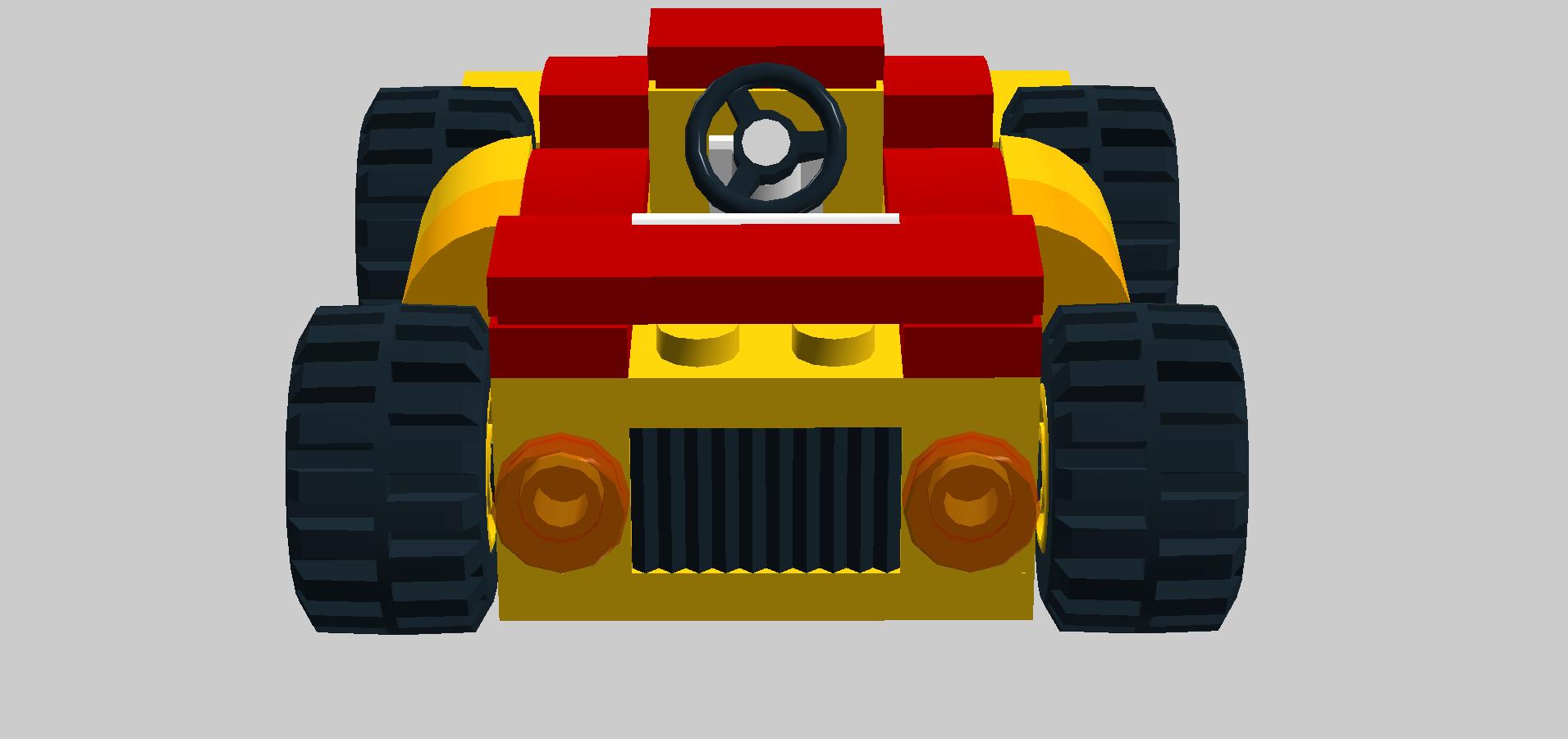 Lego car clipart free download MK Cartoon Gocart - Bricksafe free download