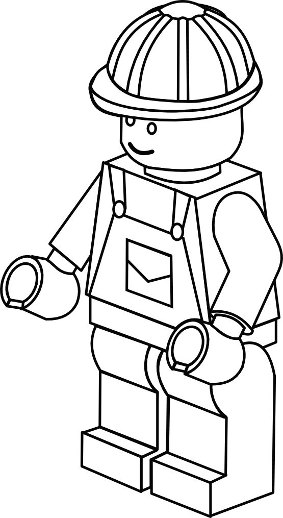 Lego character clipart black and white banner transparent library 17 Best ideas about Lego Coloring Pages on Pinterest | Lego ... banner transparent library