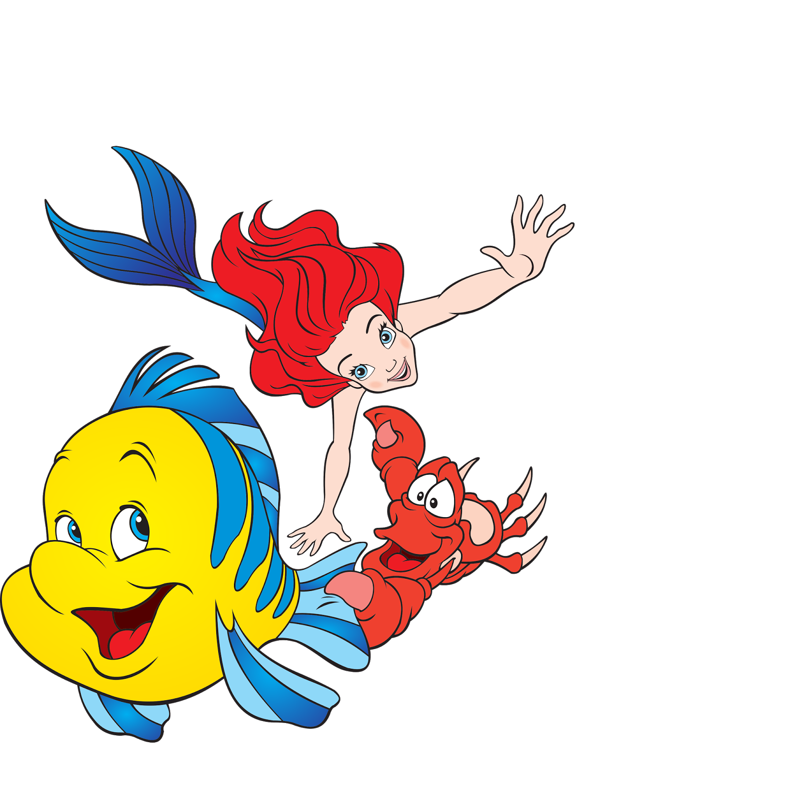 Little mermaid fish clipart banner black and white Free Lego Ninjago Clipart at GetDrawings.com | Free for personal use ... banner black and white