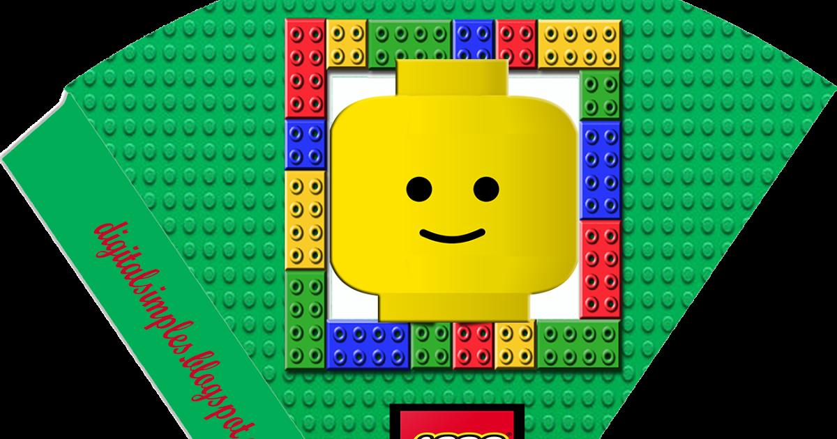 Lego crown clipart graphic transparent download Um Blog de kits de personalizados, moldes e tudo para festa infantil ... graphic transparent download