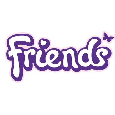 Lego friends logo clipart svg black and white download Lego Friends Logo transparent PNG - StickPNG svg black and white download