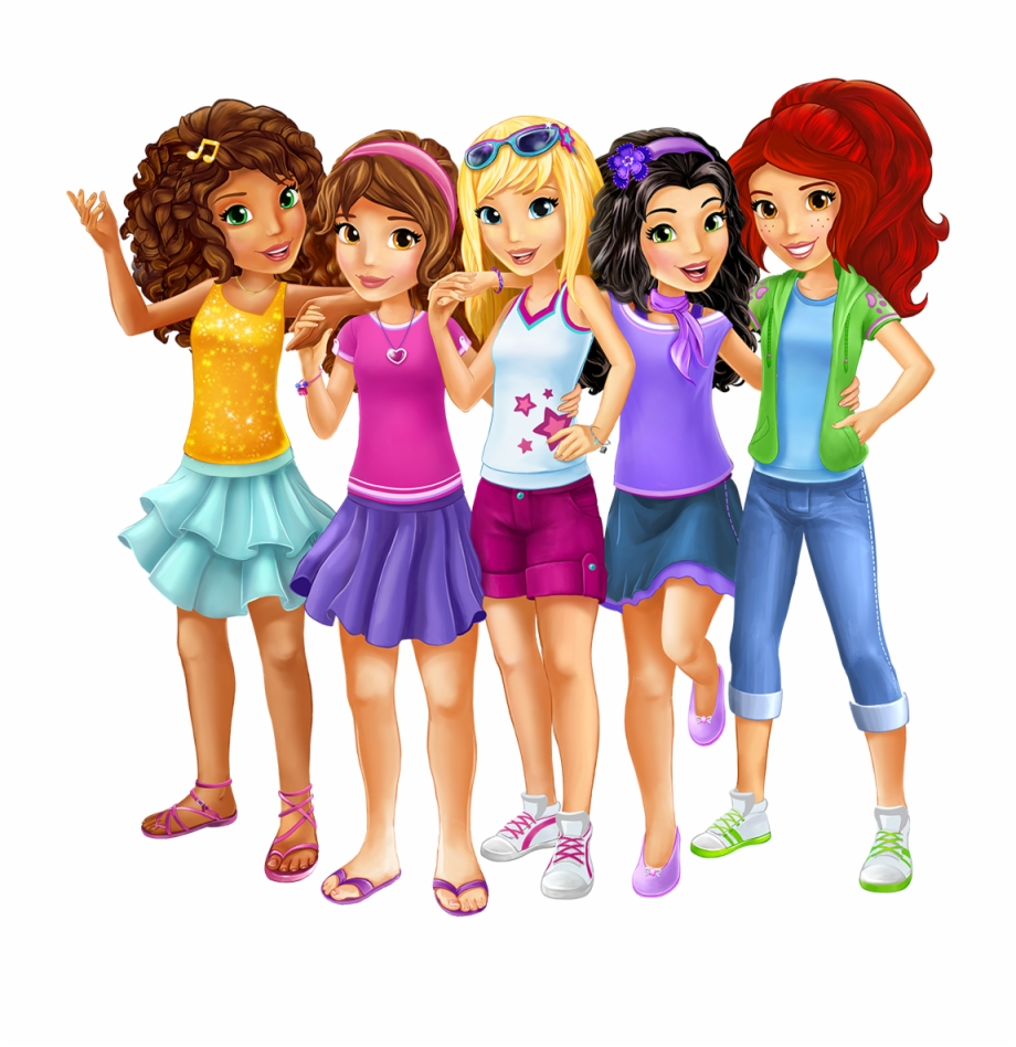 Lego friends logo clipart clipart freeuse download Lego Friends Lets Be Friends Free PNG Images & Clipart Download ... clipart freeuse download