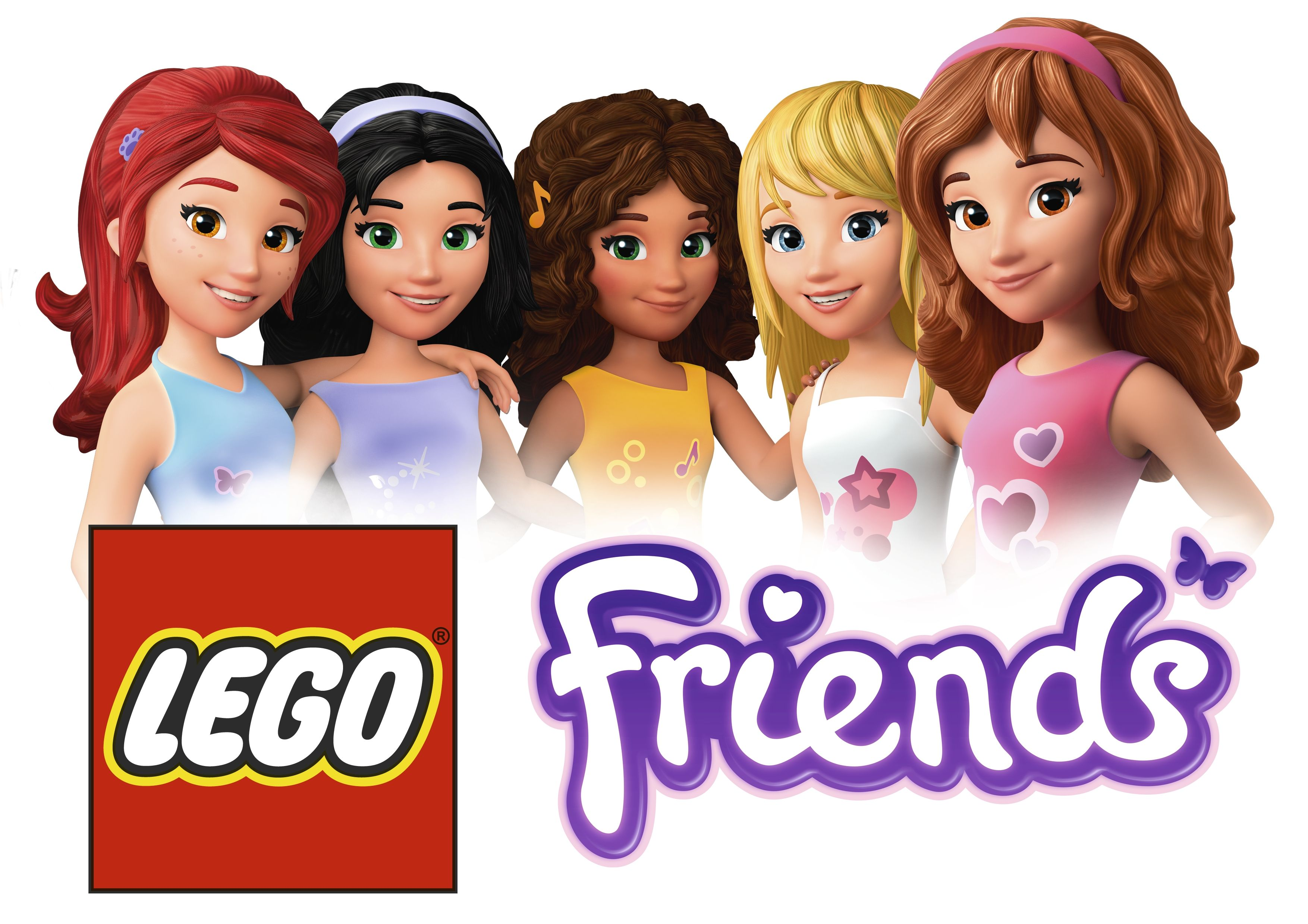 Lego friends logo clipart royalty free High res logo | 7th Birthday - Lego in 2019 | Lego friends party ... royalty free