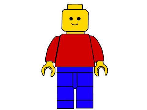 Lego person clipart vector freeuse stock Lego Man Clipart | Free download best Lego Man Clipart on ClipArtMag.com vector freeuse stock