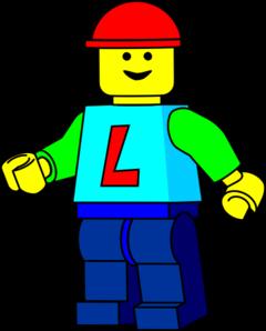Lego guy clipart clip freeuse library Lego Man Clip Art at Clker.com - vector clip art online, royalty ... clip freeuse library