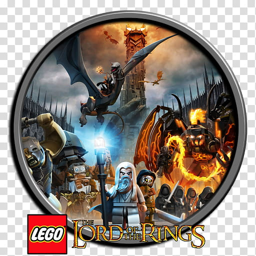 Lego lord of the rings clipart svg Lego The Lord of the Rings Icon transparent background PNG ... svg