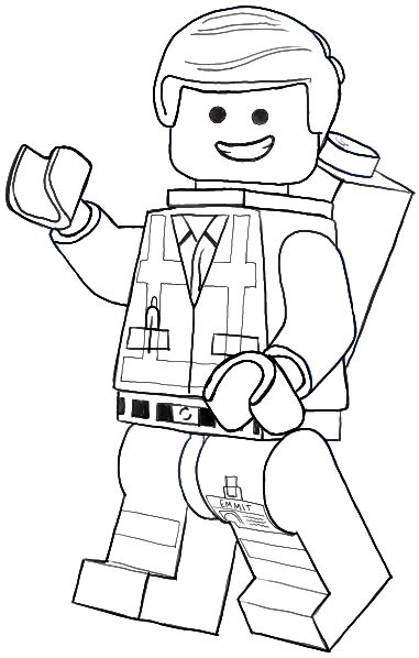 Lego man movie character clipart picture freeuse 17 Best ideas about Emmet Lego on Pinterest | Lego movie, Lego ... picture freeuse