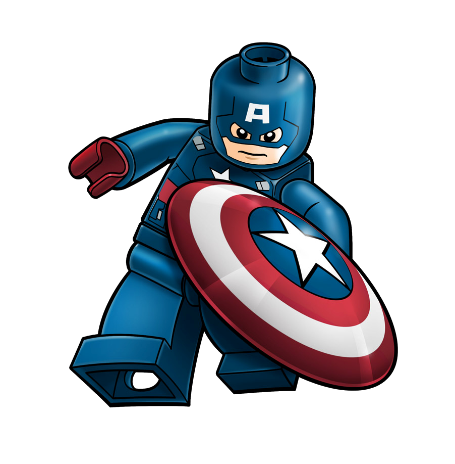 Lego marvel clipart picture library Captain America   Pinterest   Lego, Capt america and Lego marvel picture library