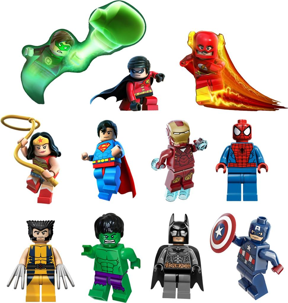 Lego marvel clipart clip free stock 17 Best images about Gino's 13th birthday Marvel & DC Superhero ... clip free stock
