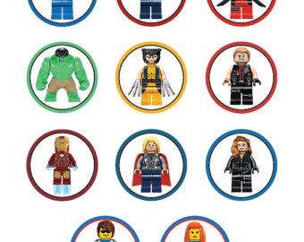 Lego marvel clipart vector free stock Lego marvel super heroes clipart - ClipartFox vector free stock
