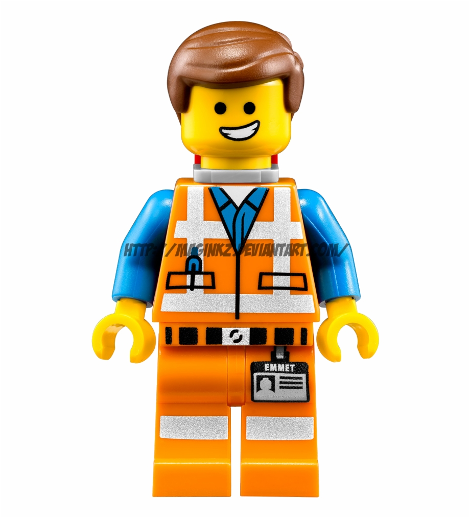 Lego movie clipart free vector free The Lego Movie Clipart Png - Emmet From Lego Movie 2 ... vector free