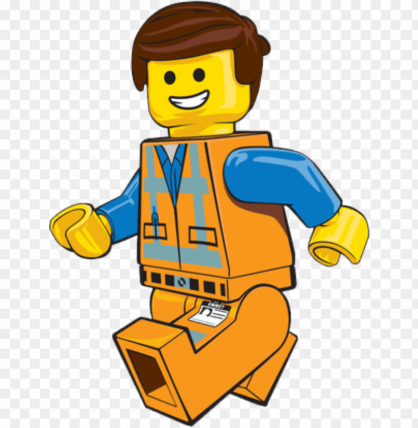 Lego movie clipart free library emmet lego movie free vector - lego clipart PNG image with ... library