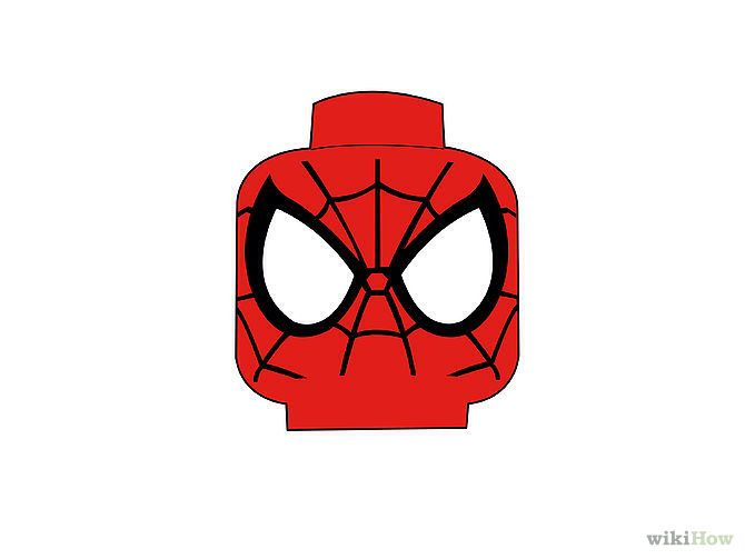 Lego spiderman clipart png transparent library Spiderman lego mask | Holiday: Birthdays in 2019 | Lego ... png transparent library