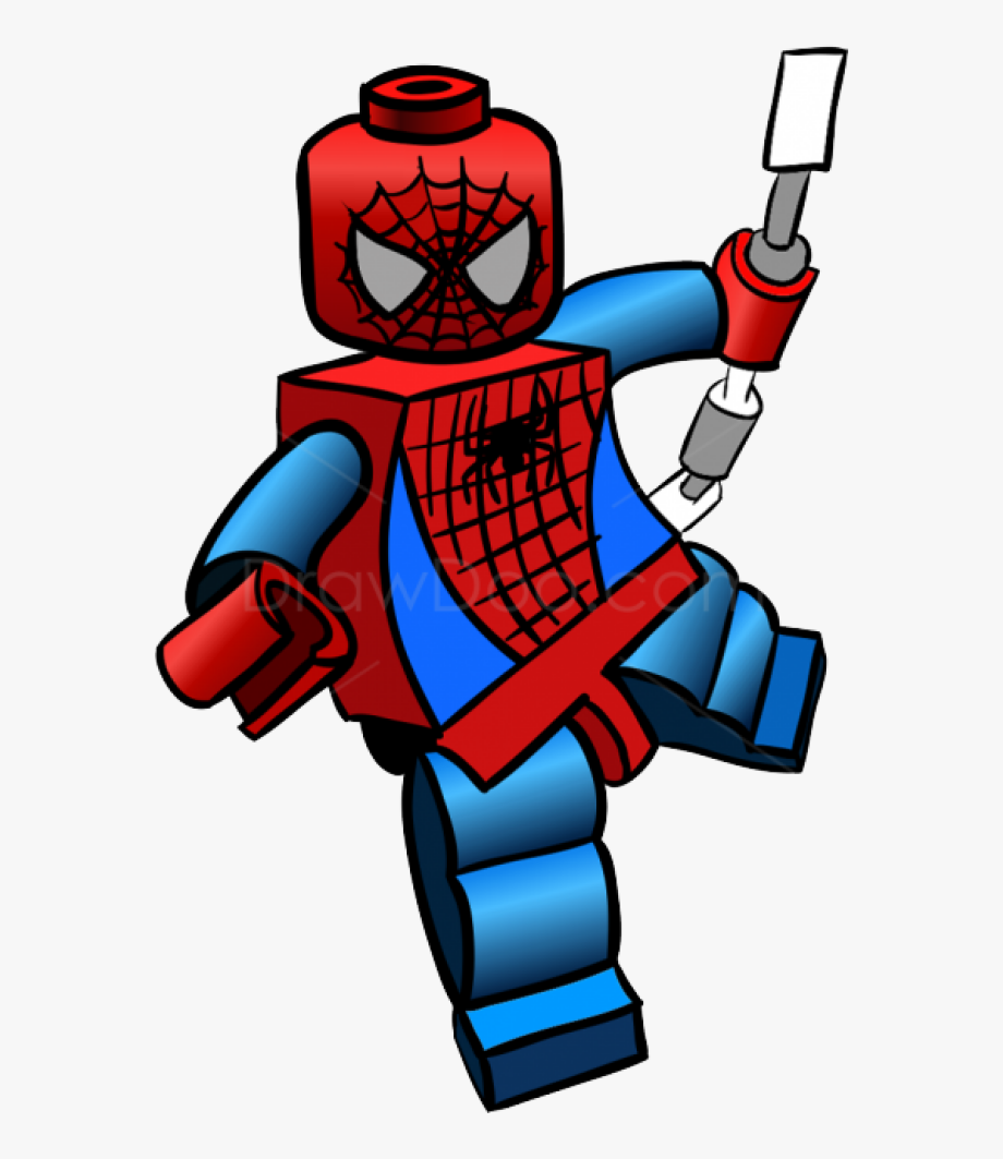 Lego spiderman clipart vector free download Lego Clipart Lego Clipart At Getdrawings Free For Personal ... vector free download