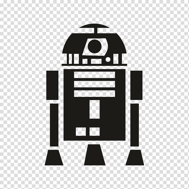 Lego star wars abbey road clipart picture royalty free library R2-D2 C-3PO Star Wars Silhouette Stencil, star wars ... picture royalty free library