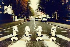 Lego star wars abbey road clipart clip art black and white 35 Best Abbey Road images in 2016 | Abbey road, The beatles ... clip art black and white