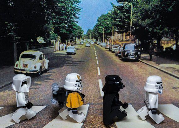 Lego star wars abbey road clipart svg black and white stock Brody Gorniak (bobogorn) on Pinterest svg black and white stock