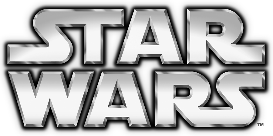 Lego star wars logo clipart svg library download Star wars logo PNG images svg library download