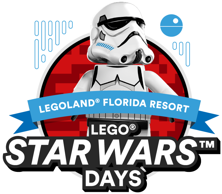 Star wars birthday clipart clip art black and white When are the LEGO® Star Wars™ Days? – LEGOLAND Florida Resort ... clip art black and white