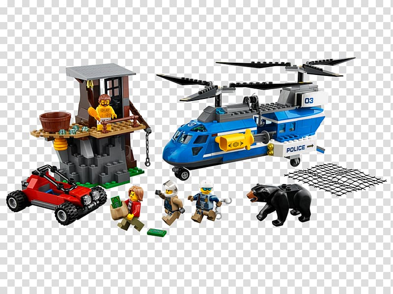 Lego store clipart royalty free download Amazon.com Lego City 60173 Police Mountain Arrest The LEGO ... royalty free download