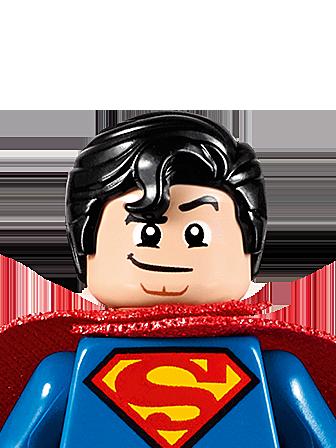 Lego superman clipart vector transparent library Characters - DC Comics Super Heroes LEGO.com vector transparent library