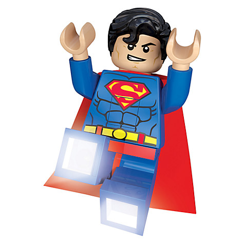 Lego superman clipart clip library download Buy LEGO Super Heroes Superman LED Torch | John Lewis clip library download