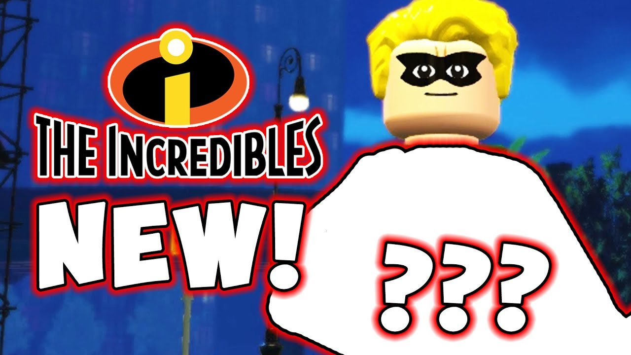 Lego the incredibles clipart jpg black and white Green Arrow Custom in The LEGO Incredibles Videogame! jpg black and white