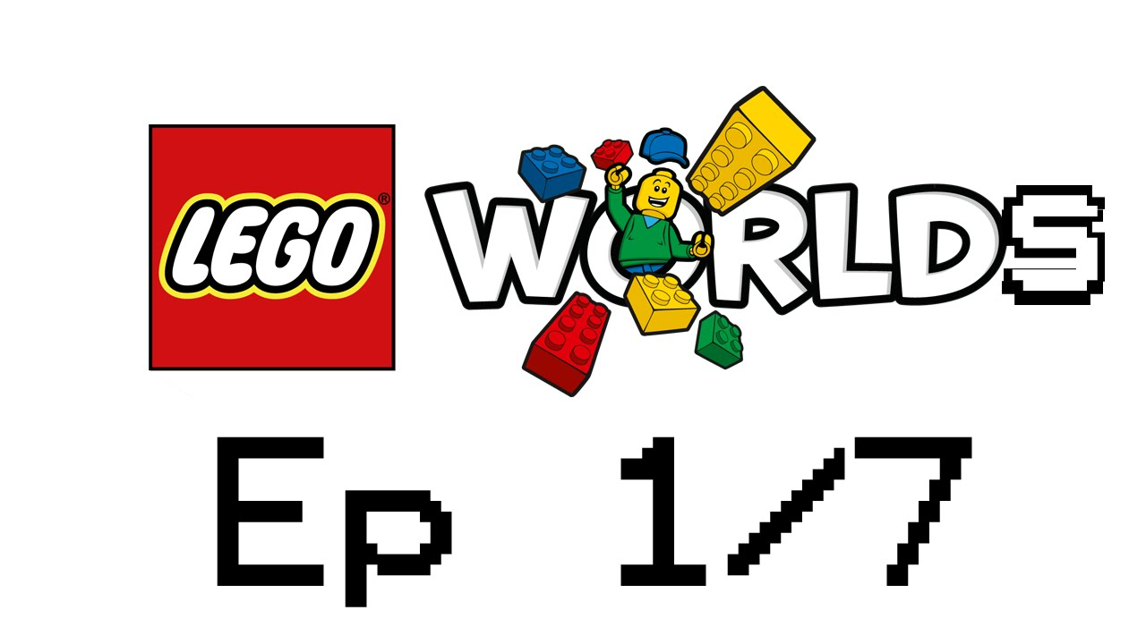 Lego worlds logo clipart picture freeuse download Dansk/Danish) Lego worlds - ep 1/7 - YouTube picture freeuse download