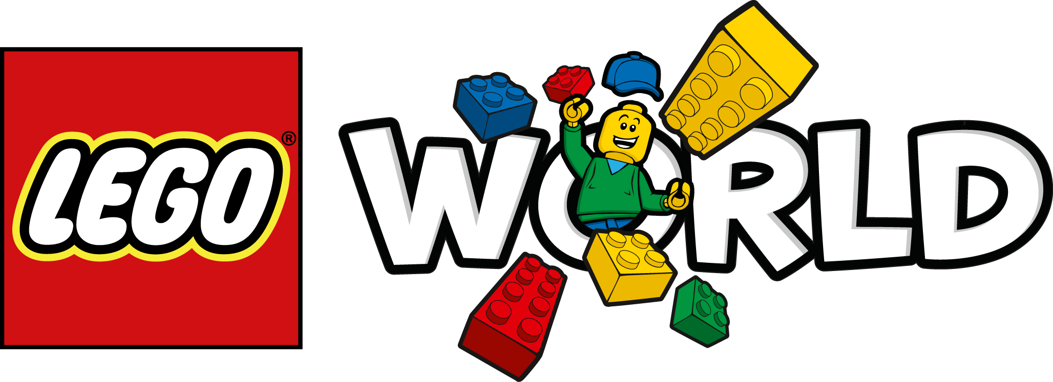 Lego worlds logo clipart clipart royalty free stock Lego Toy clipart royalty free stock