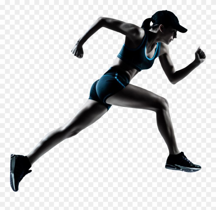 Legs running clipart svg Runner Clipart Transparent Background - Running With ... svg