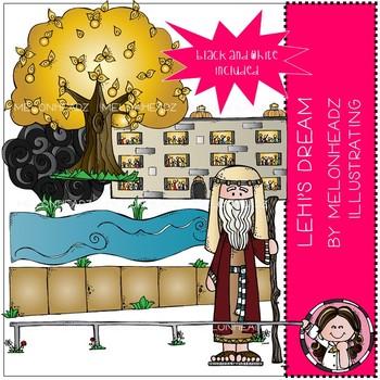 Lehii clipart jpg freeuse Lehi\'s Dream clip art - Mini - Melonheadz Clipart jpg freeuse