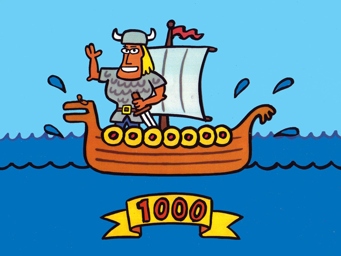 Leif erikson day clipart svg free library Frederator Studios Blogs | Joey Ahlbum\'s Blog | Happy Leif Erikson Day! svg free library