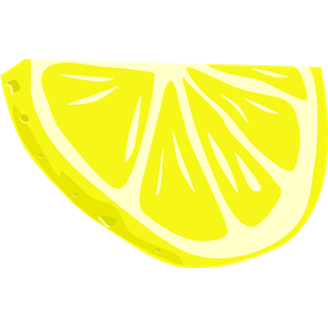 Lemon wedge clipart banner free library Lemon Slice Clipart | Free download best Lemon Slice Clipart on ... banner free library